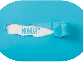 Blue Monday, column Sandra Botman Wervershoof