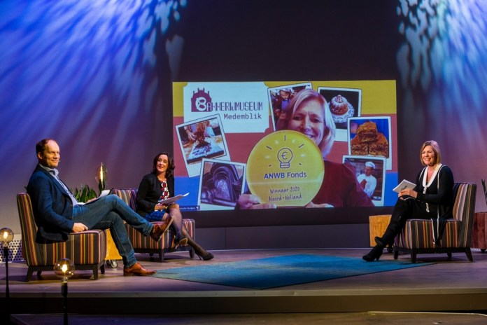 ANWB Fonds: aanpassing van Bakkerijmuseum Medemblik mooiste project Noord-Holland