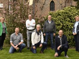 Commissie onderhoud Werebfriduskerk in Wervershoof