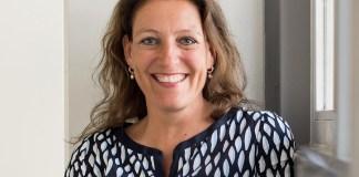 Ilse de Vries pr Stichting Leergeld