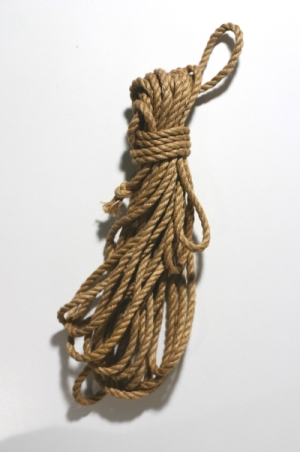 Kinbaku set jute 6mm