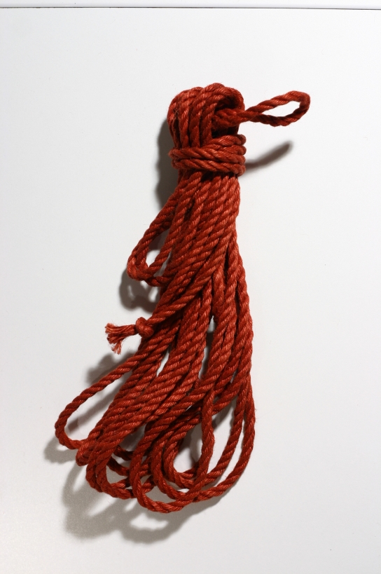 Kinbaku set coloured jute