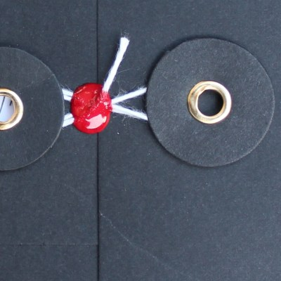 String and Washer with seal