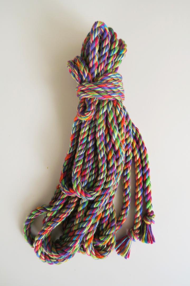 Limited Edition Unicorn Cotton Rope