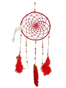 Red Riding Hood Dream Catcher- Available at Redpolka.com- Price Rs 949 (1)