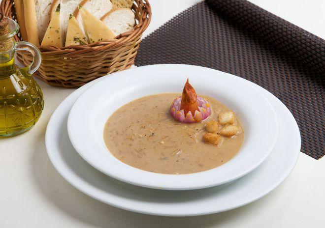 Roasted Onion Soup