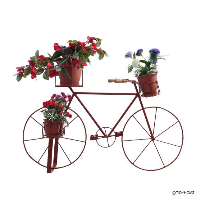 Cycle Planter stand