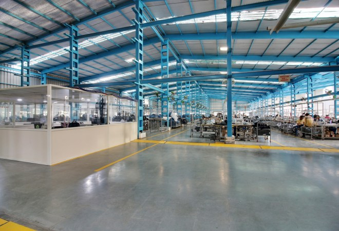 Factory Pictures - Globe Textiles (India) Ltd.  (2)