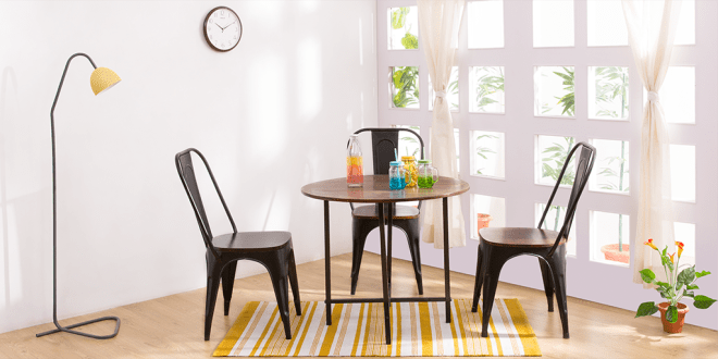 Three_Seater_Dinning_Table Available on RentoMojo