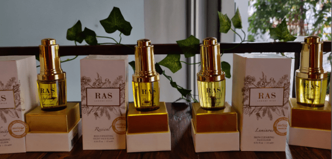 RAS Oils