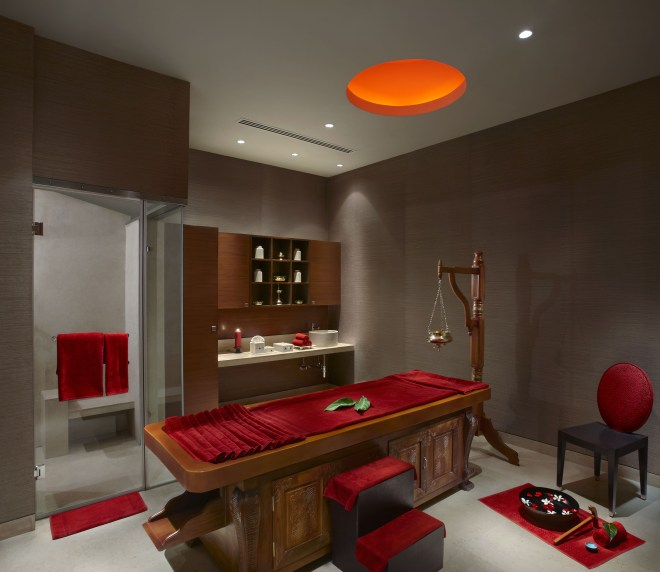 Spa Ayurveda Room