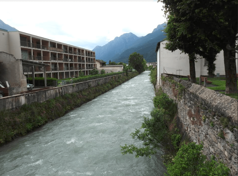 Streams in Poschiavo