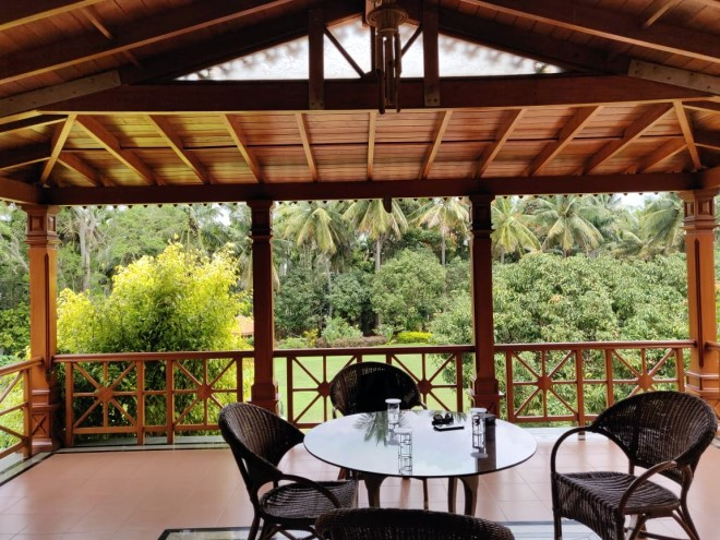 Dining Space at Aalaya