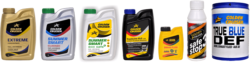 Golden cruiser products