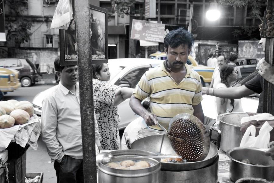 Kolkata Street food photo courtesy Avantika Saraogi Butta