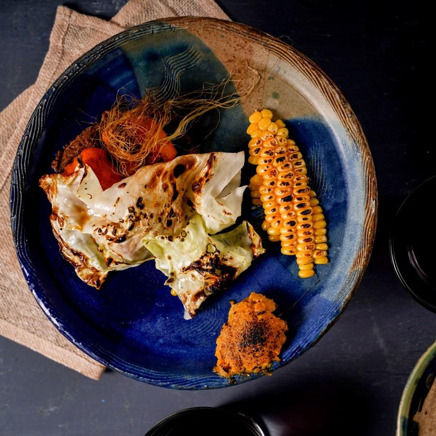 Sweet Corn Gnocchi courtesy Olive Bar and Kitchen, Bandra West