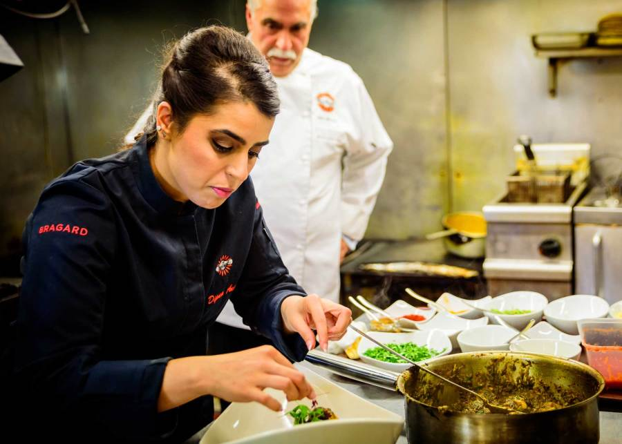 Chef Dipna Anand