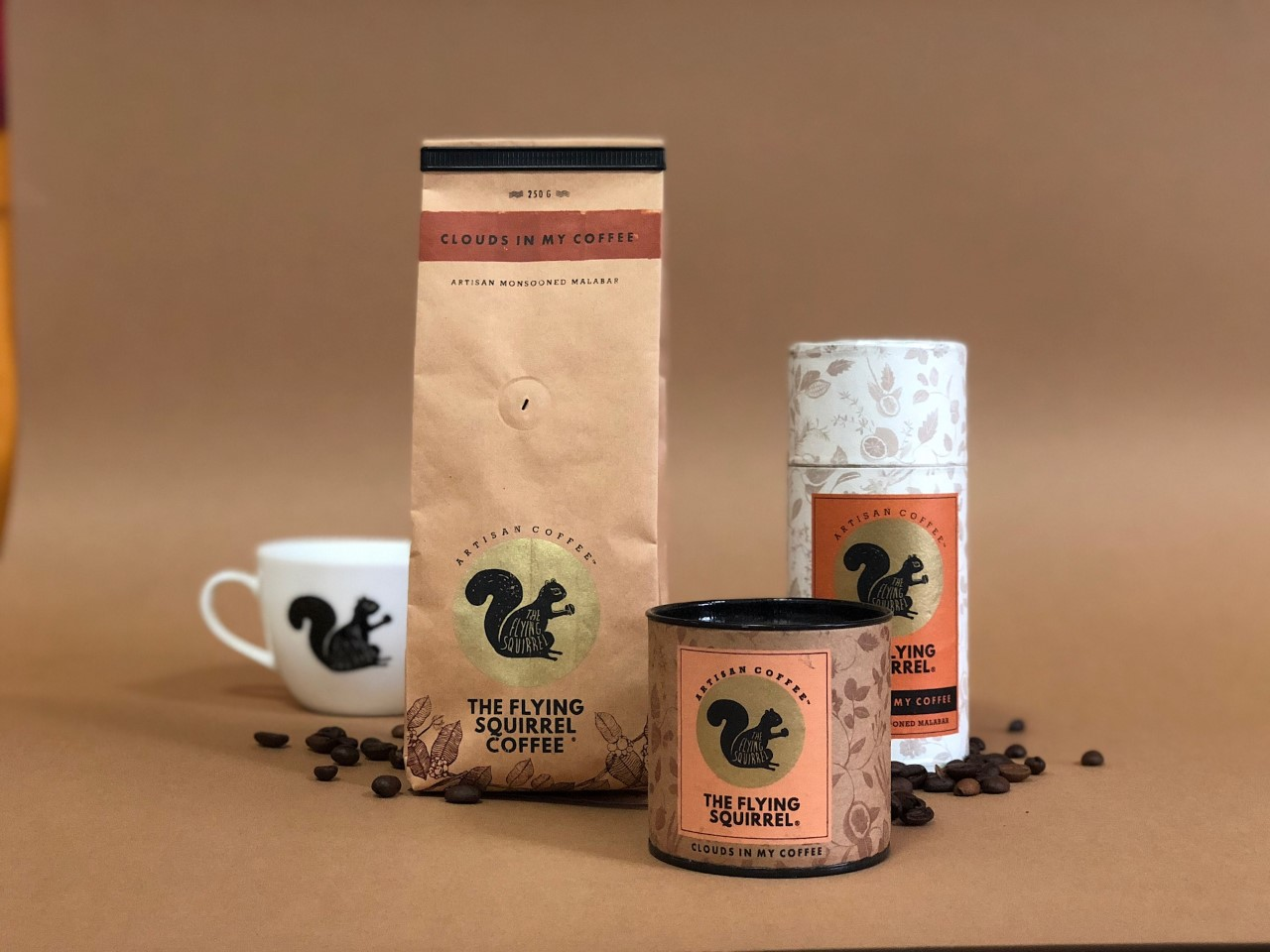Image result for the flying squirrel coffee