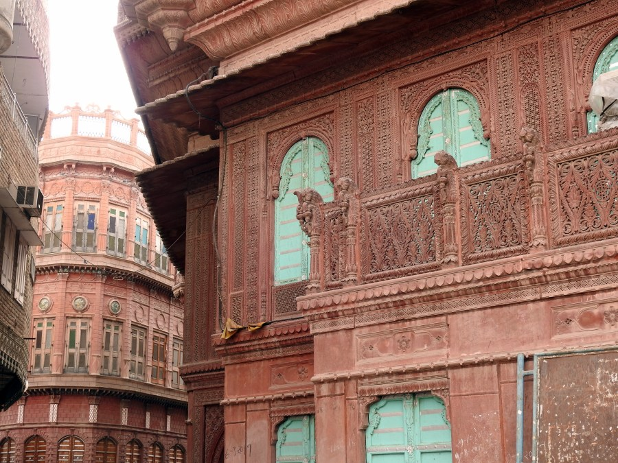 Havelis of Bikaner