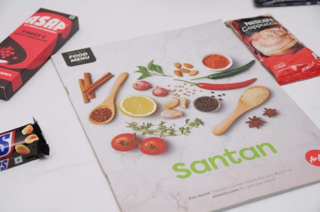 The new Santan menu has 13 dishes catering to taste buds of everyone