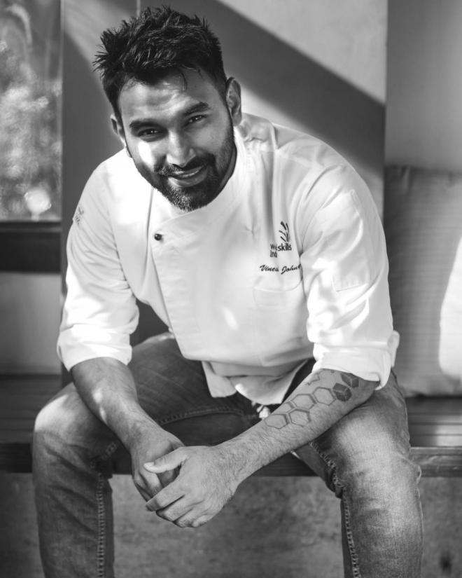 Chef Vinesh