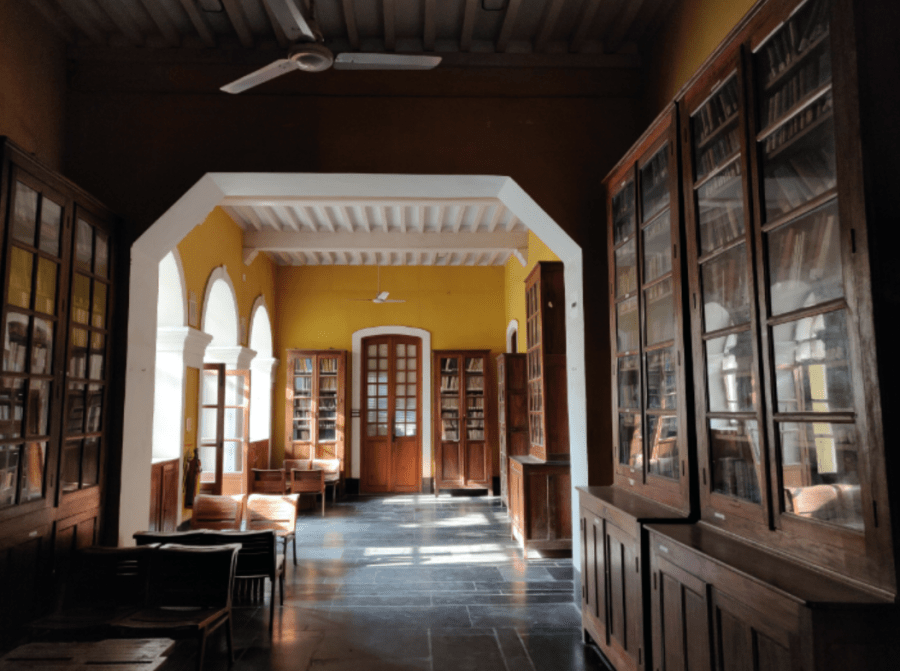 The French Institute of Pondicherry