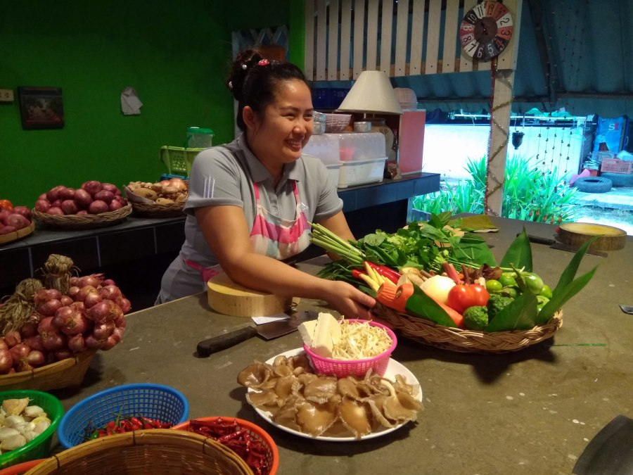 Bunny's cooking classes in Koh Chang