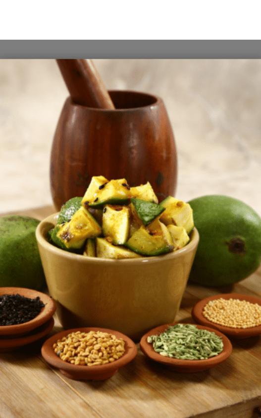 Green Mango courtesy Grand Mercure Gandhinagar GIFT City