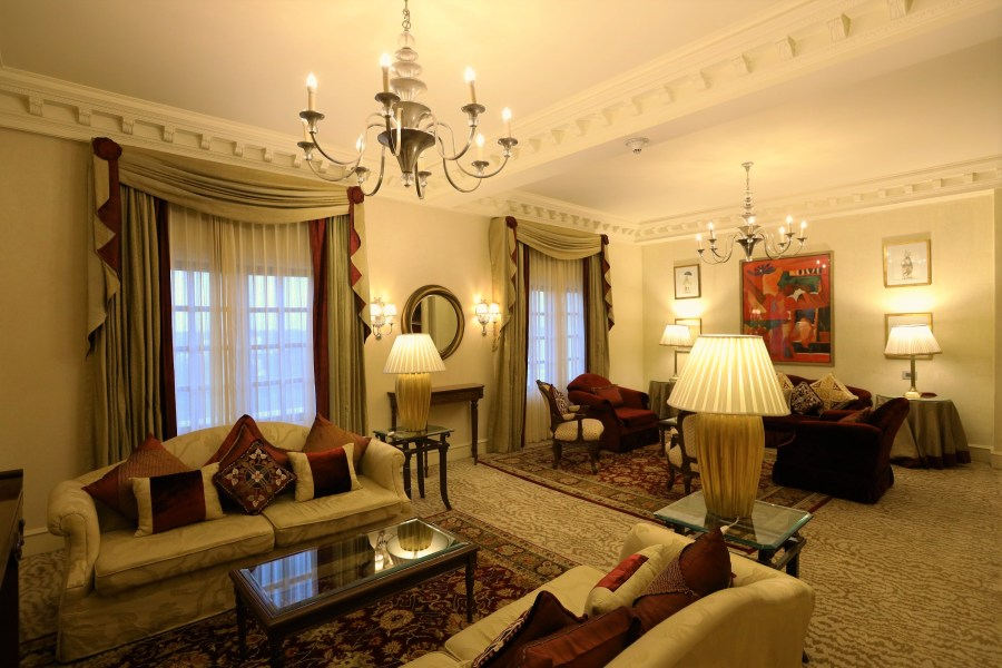 Presidential Suite_Living Area_ITC Windso