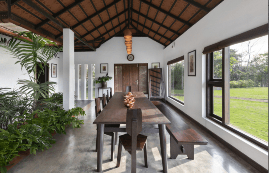 Home designed by Humming Tree
