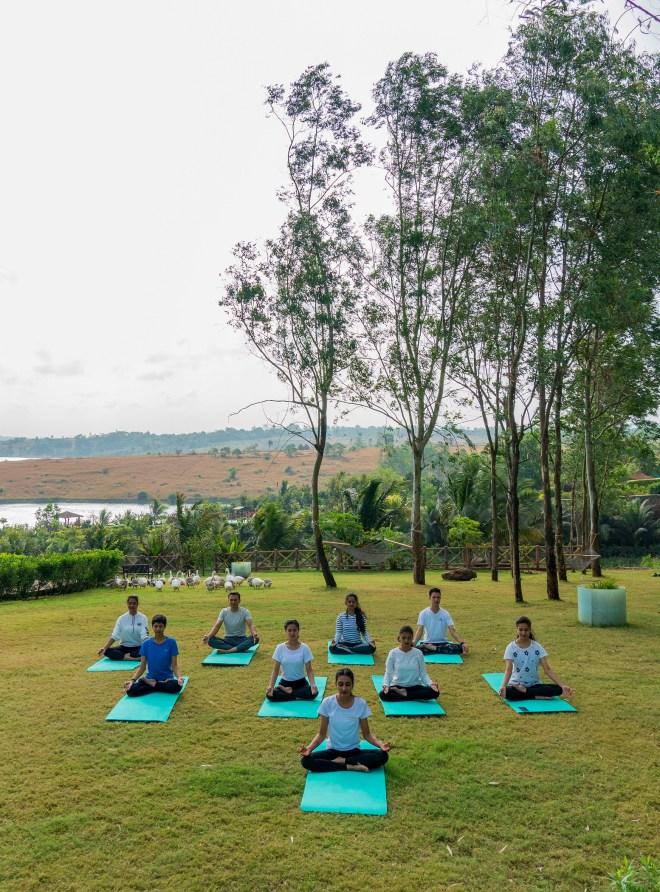 Meditiation at FNN