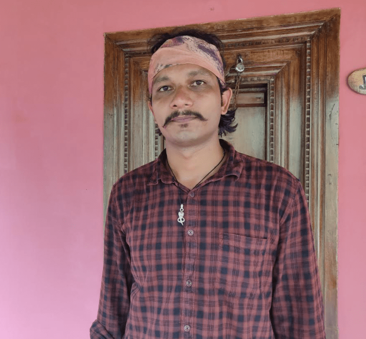 Ajay Giri, Field Director at Agumbe Rainforest Research Station (ARRS)