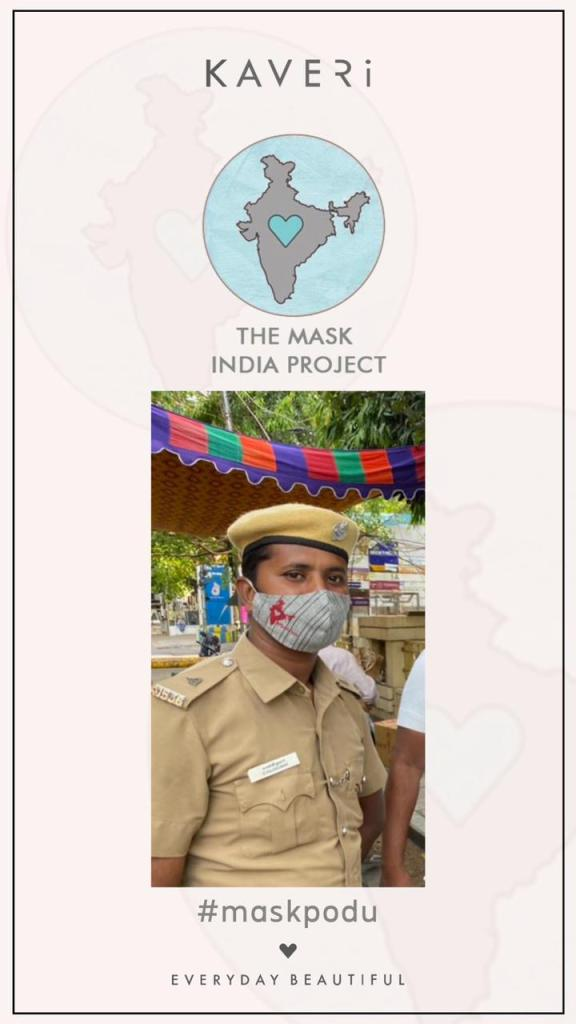 India Mask Project