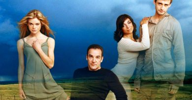 Cast portrait from Dead Like Me, season 1