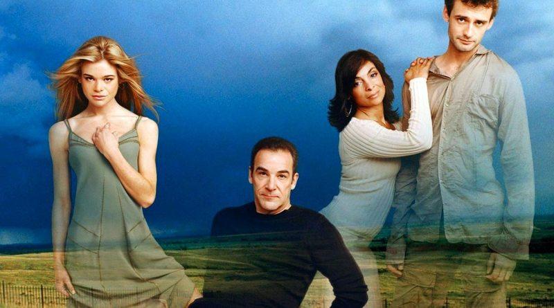 Cast portrait from Dead Like Me, season 1