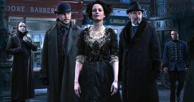 Key cast members of Penny Dreadful