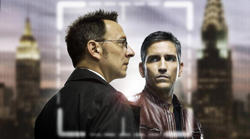 Harold Finch and John Reese from Person Of Interest