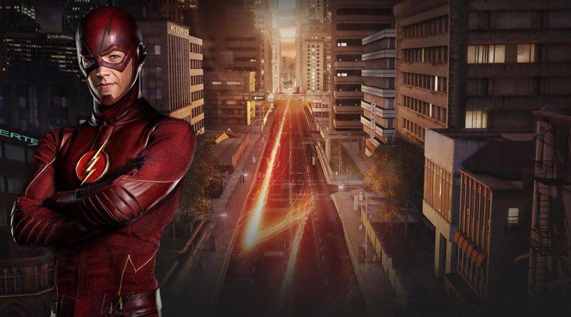 Barry Allen a.k.a. The Flash