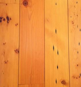 Reclaimed Douglas Fir Flooring with Tung Oil Finish