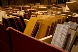 Reclaimed Flooring Samples