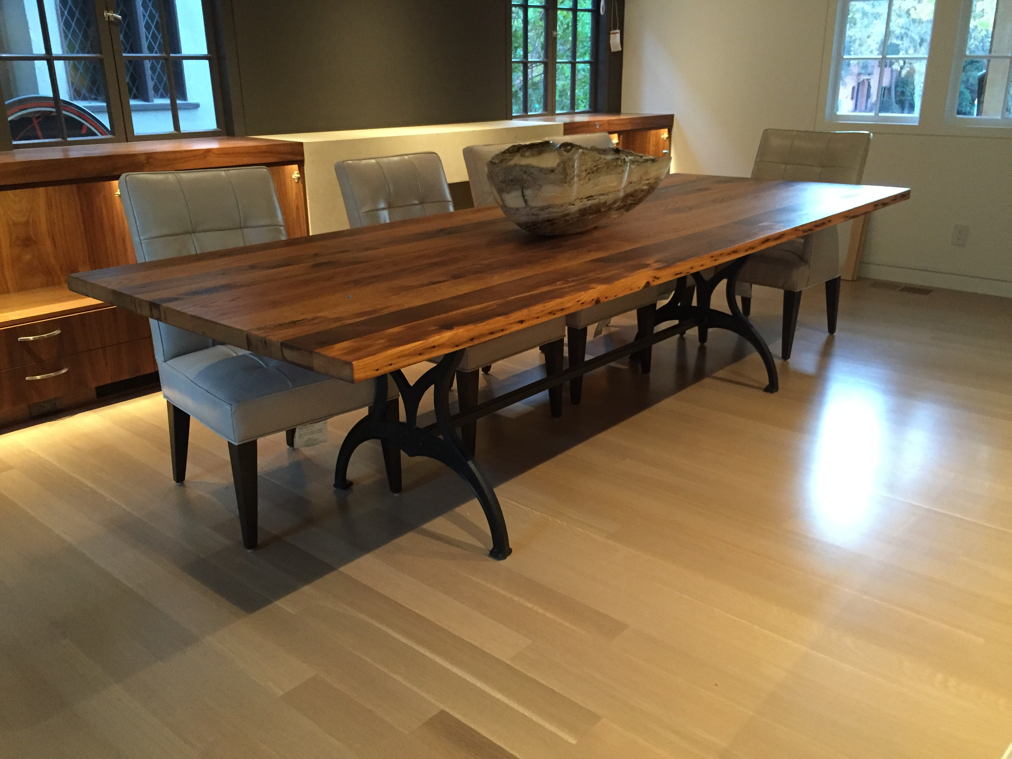 Custom Reclaimed Tables and Islands | Bingham Lumber