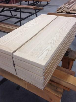 Select Ash Hardwood Treads a