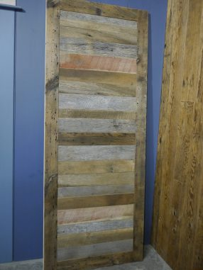Reclaimed Sliding Barn Door
