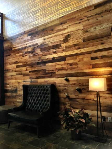 Reclaimed Paneling