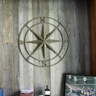 Reclaimed Weathered Grey Barn Board Paneling