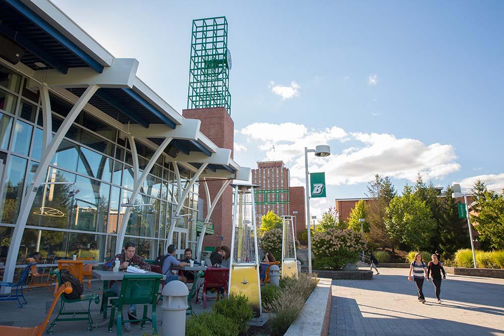 new patio at the marketplace daily photo oct 18 2016 binghamton university