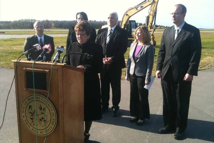 Broome County Announces Geothermal Project at the Airport_2153125167016659068