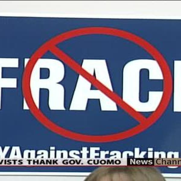 Fractivists send thank you letter to Gov. Cuomo_4798697894092948569