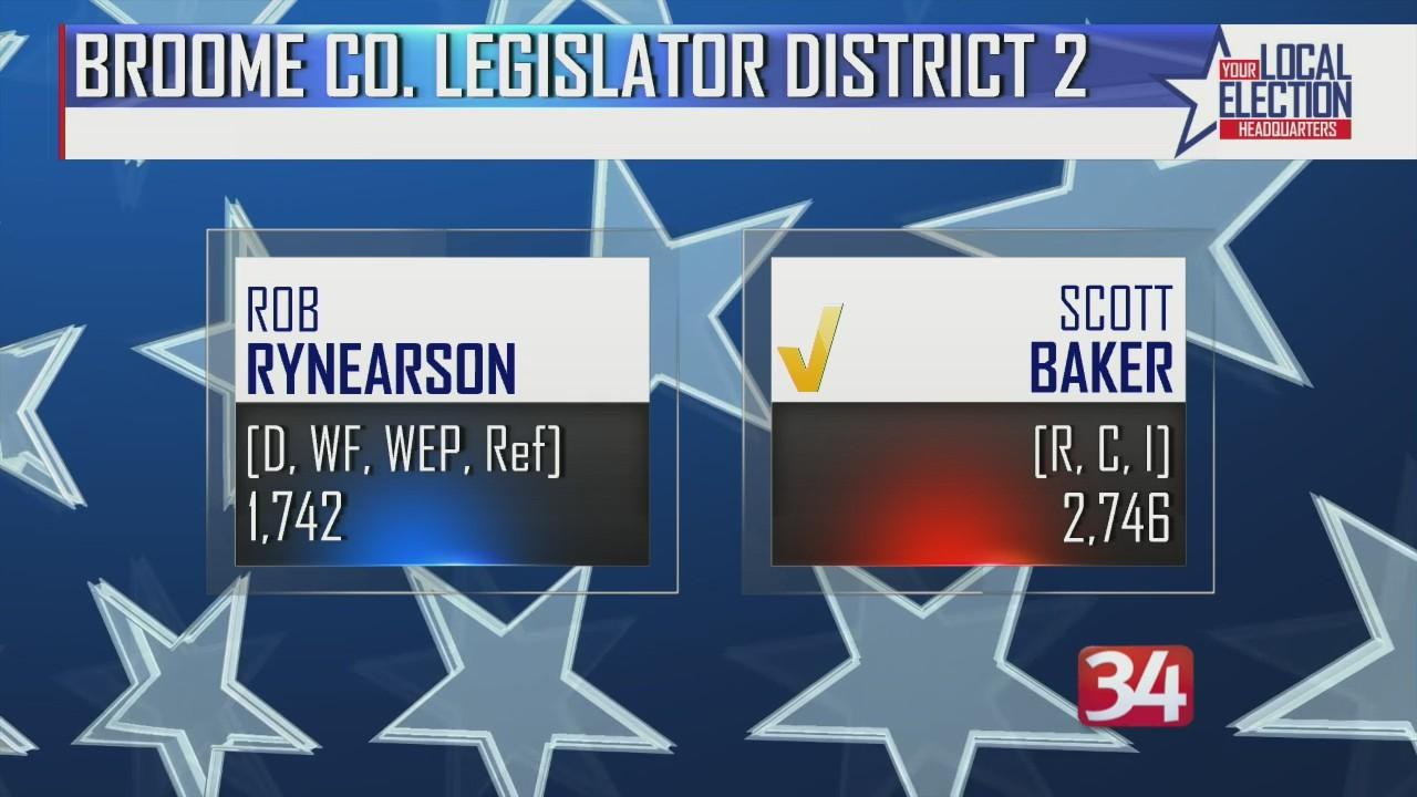 Broome County Legislator