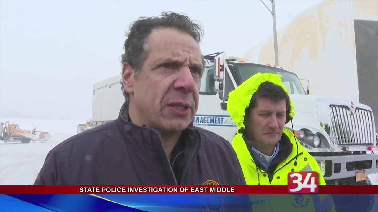 Cuomo directs NYSP investigation